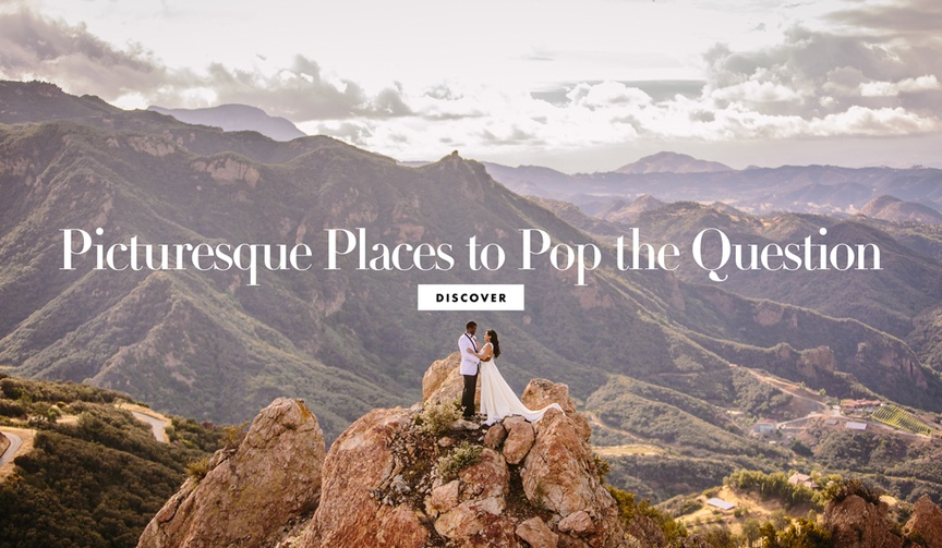 Proposal ideas beautiful spots around the world to propose to your boyfriend or girlfriend