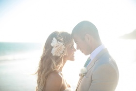 Tone It Up's Katrina Hodgson as bride and groom