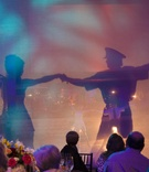 First dance on stage at Kodak Theatre