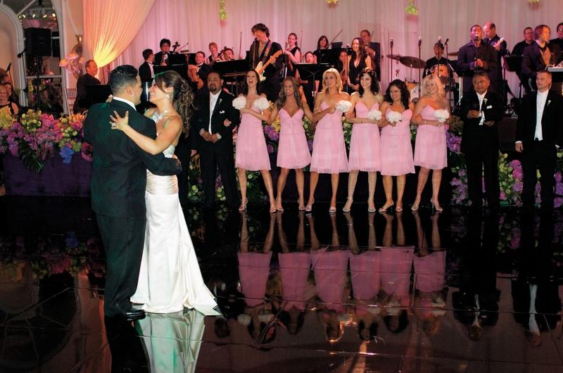 Entertainment Photos Wedding Reception Band Inside Weddings
