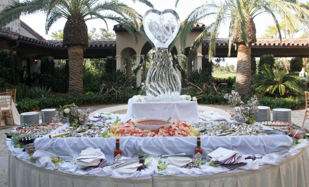 Lavender Amp Burgundy Spring Wedding At Golf Club In Florida