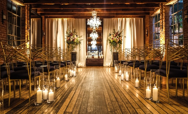 The Unique and Intimate Wedding of Train's Bassist Hector ...