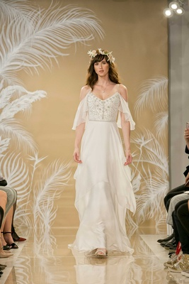 Bridal Week Bridal Gowns Inspired By Destination Beach