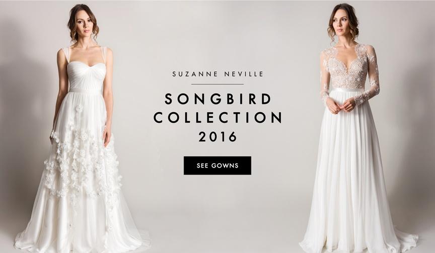 Suzanne Neville Songbird Collection 2016