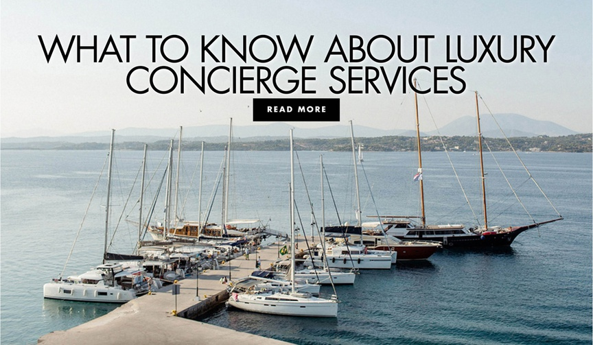 what to know about luxury concierge services on your honeymoon vacation