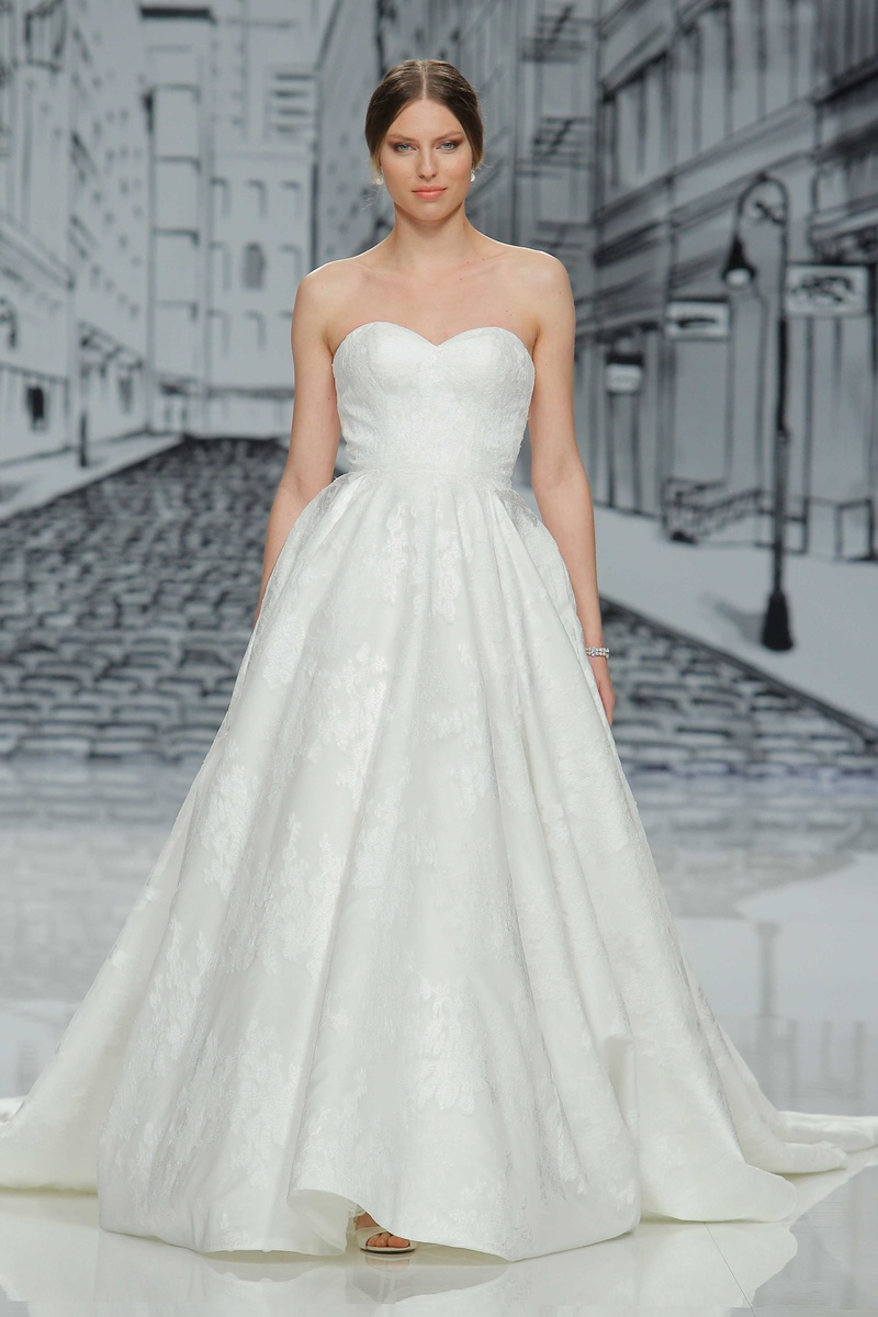 Wedding Dresses Photos - Style 9858 by Justin Alexander Signature ...
