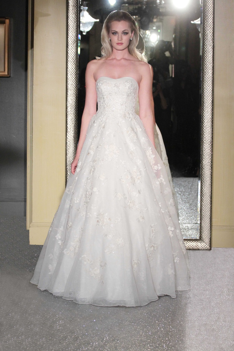 Wedding Dresses Photos - CWG700 by Oleg Cassini - Inside Weddings