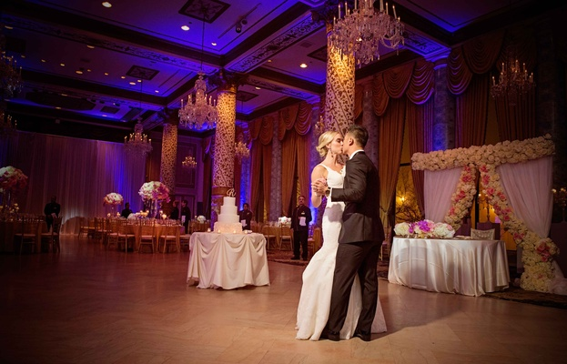 rob refsnyder of new york yankees, first dance as husband and wife