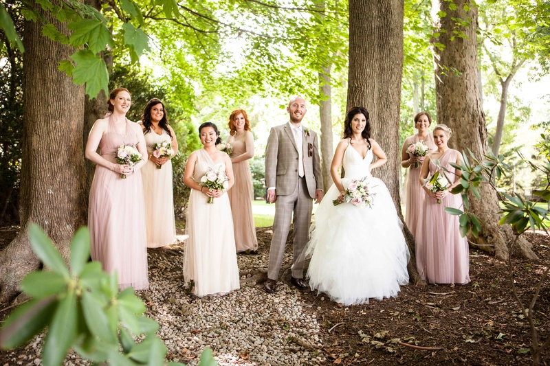 whimsical shabby chic wedding with east coast charm in newport ri rh insideweddings com