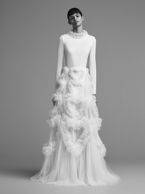 Wedding Dresses: Viktor & Rolf Mariage Fall 2018 Bridal Collection ...
