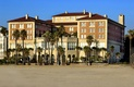 View of Casa Del Mar from Beach
