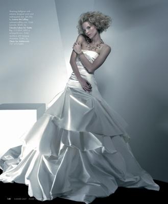 Wedding Dresses: Showstoppers - Inside Weddings