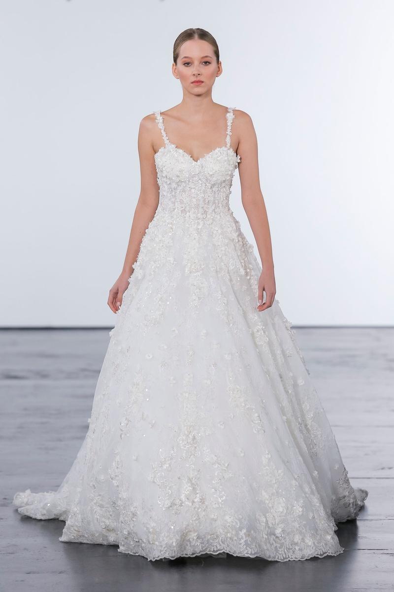 Wedding Dresses Photos - K-1757 by Dennis Basso for Kleinfeld ...