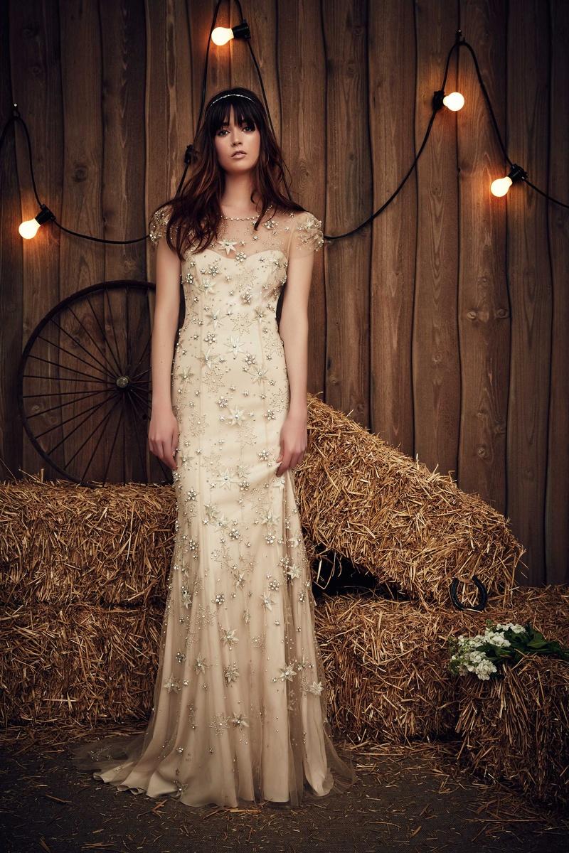 Wedding Dresses Photos Lucky By Jenny Packham Inside Weddings - Star Wedding Dress