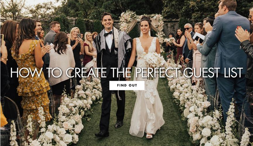 Inside Weddings - Wedding Planning - Wedding Ideas - Real