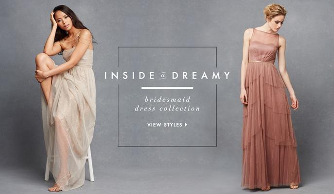 Bridesmaid Dresses - Donna Morgan Serenity