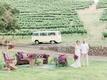 bride groom chic lounge space vintage california boho chic wedding styled shoot furniture vineyard