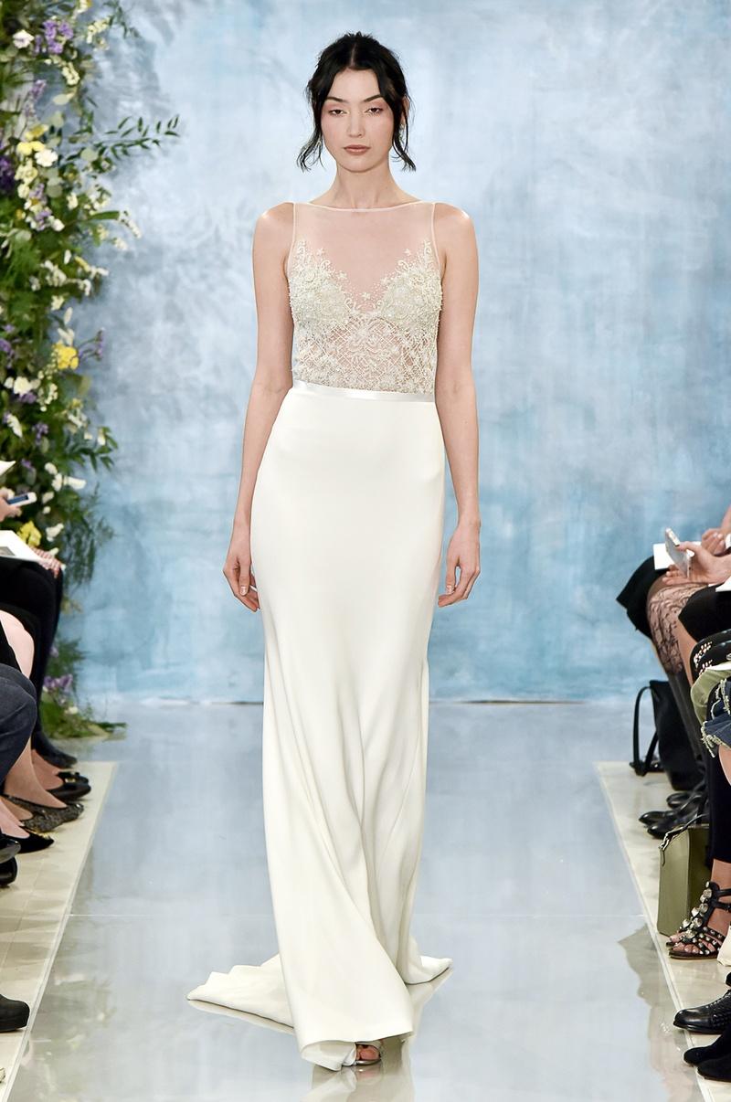 Wedding Dresses Photos - Amalia by Theia - Inside Weddings