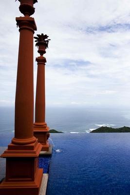 Villa Caletas Hotel in Costa Rica ocean view