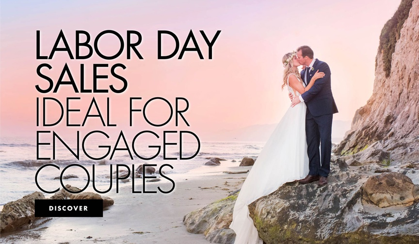 labor day sales ideal for engaged couples wedding gift ideas