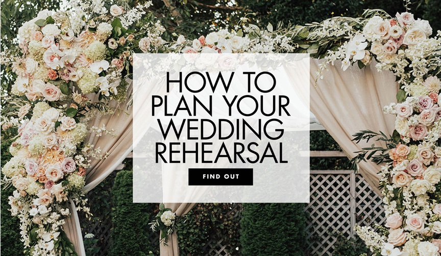 how to plan your wedding rehearsal your guide to a successful wedding rehearsal