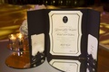 Lehr & Black regal wedding invites