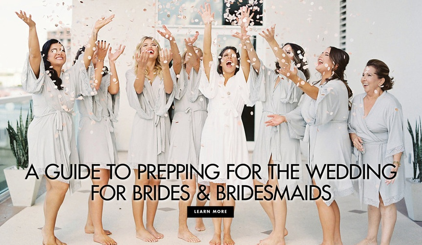 A guide to prepping for the wedding for brides and bridesmaids healthy weight loss tips