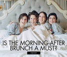 do you have to have a morning-after brunch, is a post-wedding brunch necessary?
