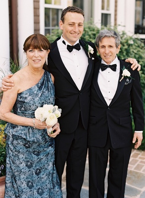 Mother-of-the-Groom and Father-of-the-Groom attire