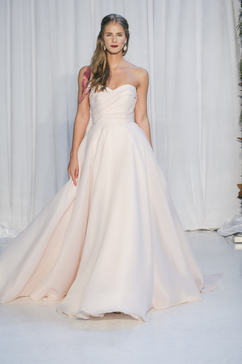 Wedding Dresses Photos - Abigail by Anne Barge - Inside Weddings