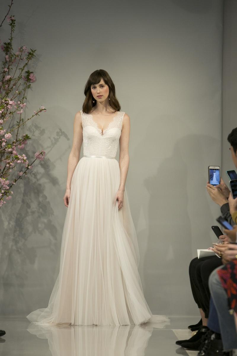 Bridal Fashion Week: THEIA Spring 2018 - Inside Weddings