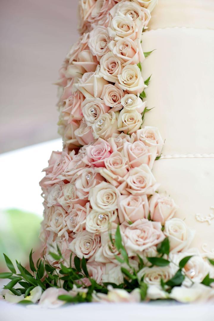 Cakes Desserts Photos Floral Cake Dcor Inside Weddings