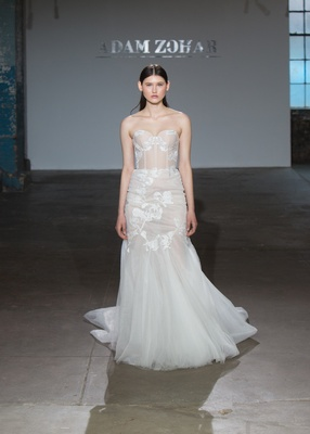 Celia Mermaid Gown Adam Zohar 9unIY