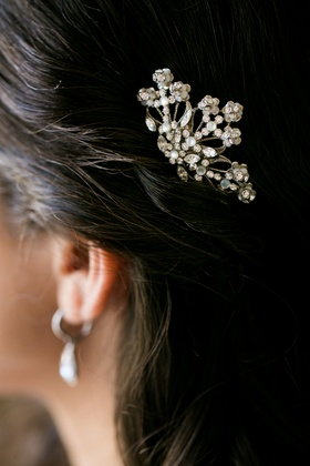 Maria Elena Headpieces crystal bridal headpiece