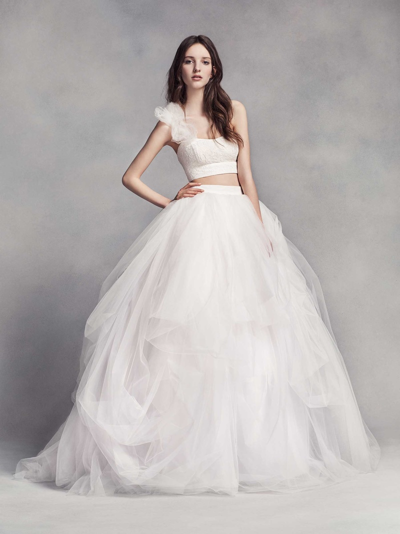 Wedding Dresses Photos - Style VW351326 by WHITE by Vera Wang ...