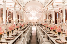Blush Vibiana Wedding