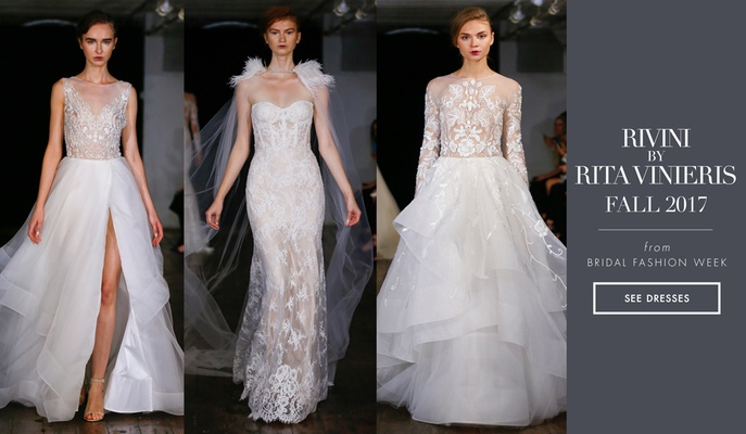 Bridal Week: Renaissance and Modern-Inspired Bridal Gowns from ...