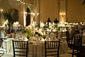 white and green wedding at the montage beverly hills