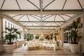 bellagio las vegas wedding reception inspired by tuscany