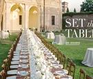 Long table reception decoration ideas