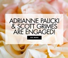 Adrianne Palicki and Scott Grimes from The Orville are engaged
