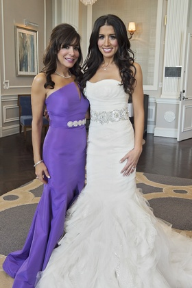 Vera wang mother of the bride evening dresses
