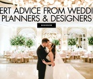 wedding expert advice from wedding planners and floral designers trends