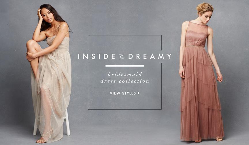 Donna Morgan NYC Bridesmaid Dress Collection