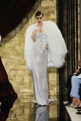 Theia Fall 2016 Collection Vintage Inspired Wedding