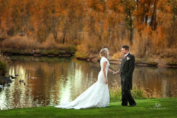 Rexburg, Idaho Wedding