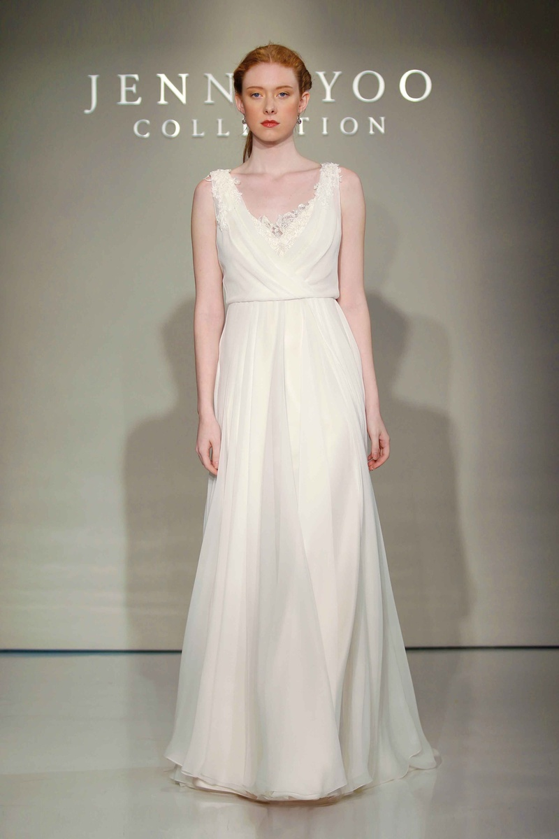Wedding Dresses: Jenny Yoo Bridal 2016 Collection - Inside Weddings