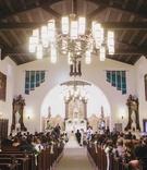 Interior of St. Elizabeth Parish in Simi Valley, California