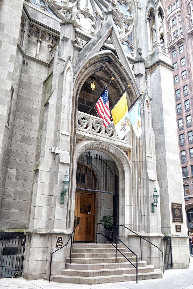 st. james chapel chicago, illinois