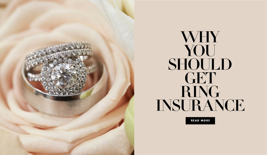 engagement ring insurance, jewelry rider to homeowner's insurance